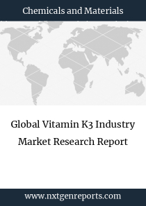 Global Vitamin K3 Industry Market Research Report