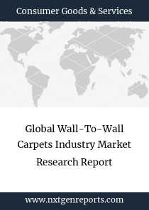 Global Wall-To-Wall Carpets Industry Market Research Report
