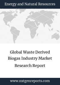 Global Waste Derived Biogas Industry Market Research Report