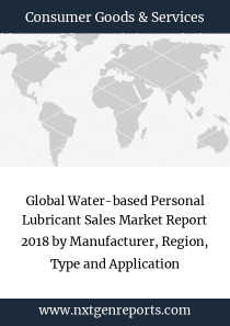 Global Water-based Personal Lubricant Sales Market Report 2018 by Manufacturer, Region, Type and Application