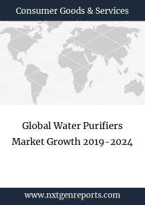 Global Water Purifiers Market Growth 2019-2024