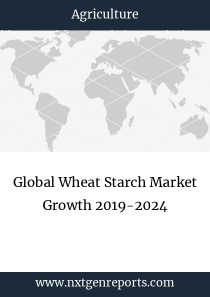 Global Wheat Starch Market Growth 2019-2024