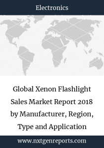 Global Xenon Flashlight Sales Market Report 2018 by Manufacturer, Region, Type and Application