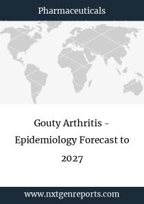 Gouty Arthritis - Epidemiology Forecast to 2027