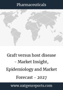 Graft versus host disease - Market Insight, Epidemiology and Market Forecast - 2027