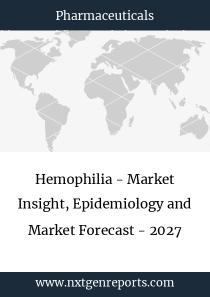 Hemophilia - Market Insight, Epidemiology and Market Forecast - 2027