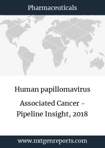 Human papillomavirus Associated Cancer - Pipeline Insight, 2018
