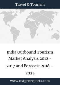 India Outbound Tourism Market Analysis 2012 - 2017 and Forecast 2018 – 2025