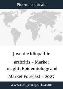 Juvenile Idiopathic arthritis - Market Insight, Epidemiology and Market Forecast - 2027