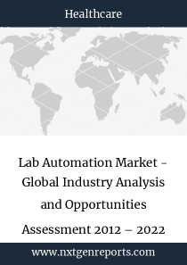 Lab Automation Market - Global Industry Analysis and Opportunities Assessment 2012 – 2022