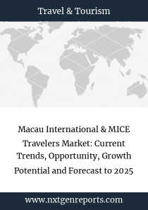 Macau International & MICE Travelers Market: Current Trends, Opportunity, Growth Potential and Forecast to 2025