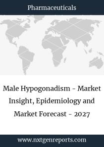 Male Hypogonadism - Market Insight, Epidemiology and Market Forecast - 2027