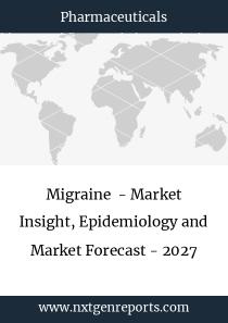 Migraine - Market Insight, Epidemiology and Market Forecast - 2027