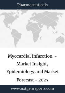 Myocardial Infarction  - Market Insight, Epidemiology and Market Forecast - 2027