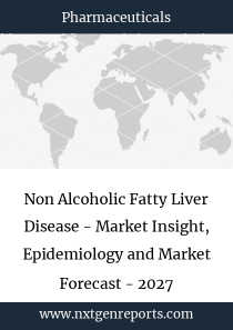 Non Alcoholic Fatty Liver Disease - Market Insight, Epidemiology and Market Forecast - 2027