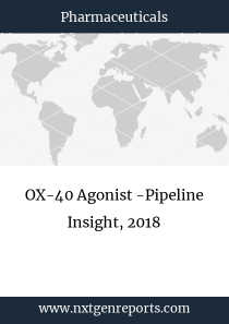 OX-40 Agonist -Pipeline Insight, 2018