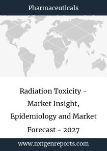 Radiation Toxicity - Market Insight, Epidemiology and Market Forecast - 2027