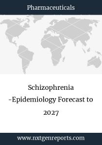 Schizophrenia -Epidemiology Forecast to 2027