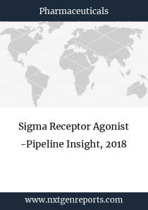 Sigma Receptor Agonist -Pipeline Insight, 2018
