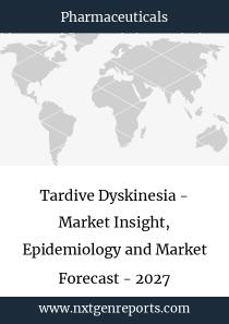 Tardive Dyskinesia - Market Insight, Epidemiology and Market Forecast - 2027