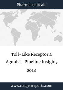 Toll-Like Receptor 4 Agonist -Pipeline Insight, 2018