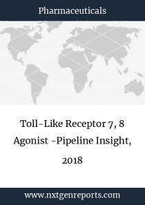 Toll-Like Receptor 7, 8 Agonist -Pipeline Insight, 2018