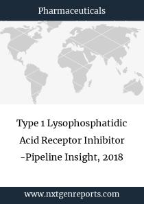Type 1 Lysophosphatidic Acid Receptor Inhibitor -Pipeline Insight, 2018