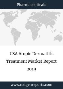 USA Atopic Dermatitis Treatment Market Report 2019