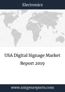 USA Digital Signage Market Report 2019
