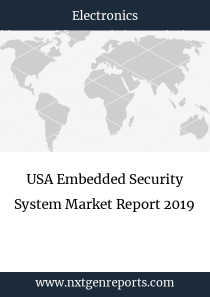 USA Embedded Security System Market Report 2019