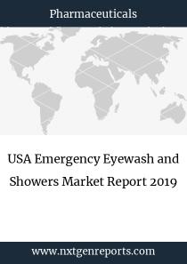 USA Emergency Eyewash and Showers Market Report 2019