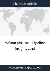 Wilson Disease - Pipeline Insight, 2018