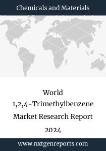 World 1,2,4-Trimethylbenzene Market Research Report 2024