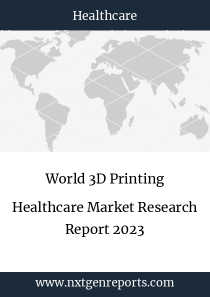World 3D Printing Healthcare Market Research Report 2023
