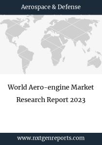 World Aero-engine Market Research Report 2023