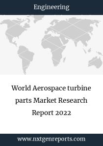 World Aerospace turbine parts Market Research Report 2022
