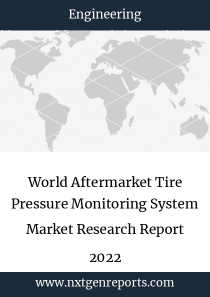 World Aftermarket Tire Pressure Monitoring System Market Research Report 2022