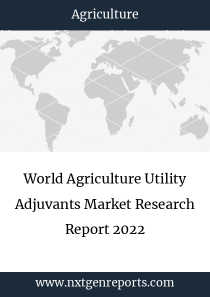 World Agriculture Utility Adjuvants Market Research Report 2022