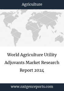 World Agriculture Utility Adjuvants Market Research Report 2024