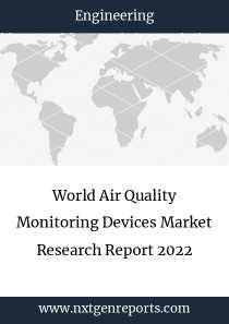 World Air Quality Monitoring Devices Market Research Report 2022