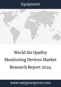 World Air Quality Monitoring Devices Market Research Report 2024