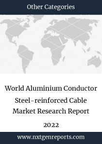 World Aluminium Conductor Steel-reinforced Cable Market Research Report 2022