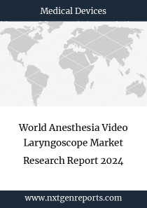 World Anesthesia Video Laryngoscope Market Research Report 2024