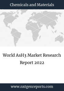 World AsH3 Market Research Report 2022