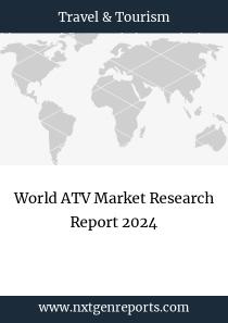 World ATV Market Research Report 2024