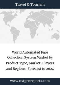 World Automated Fare Collection System Market by Product Type, Market, Players and Regions-Forecast to 2023