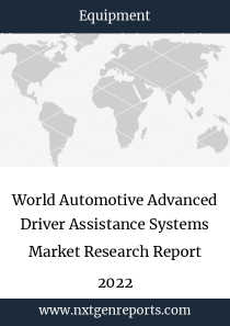 World Automotive Advanced Driver Assistance Systems Market Research Report 2022