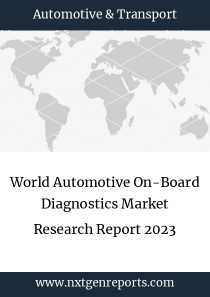 World Automotive On-Board Diagnostics Market Research Report 2023