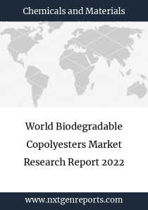 World Biodegradable Copolyesters Market Research Report 2022