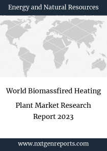 World Biomassfired Heating Plant Market Research Report 2023